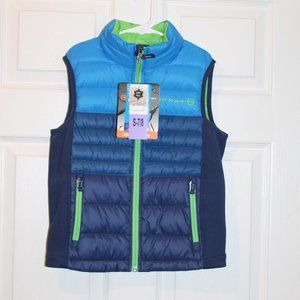 Free Country Kids down vest S 7/8